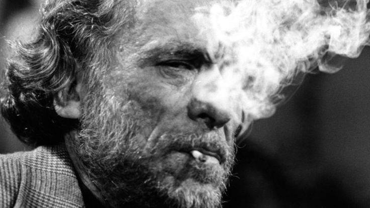"""theimpossiblecool:  """" """"What matters most is how well you walk through the fire.""""  Charles Bukowski.  """""""