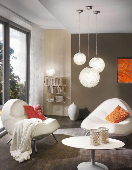 lamparas bonitas para salon dormitorio