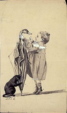 ANNA PALM DE ROSA (c. 1901)
