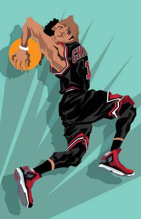 #DRose #Chicago #Bulls