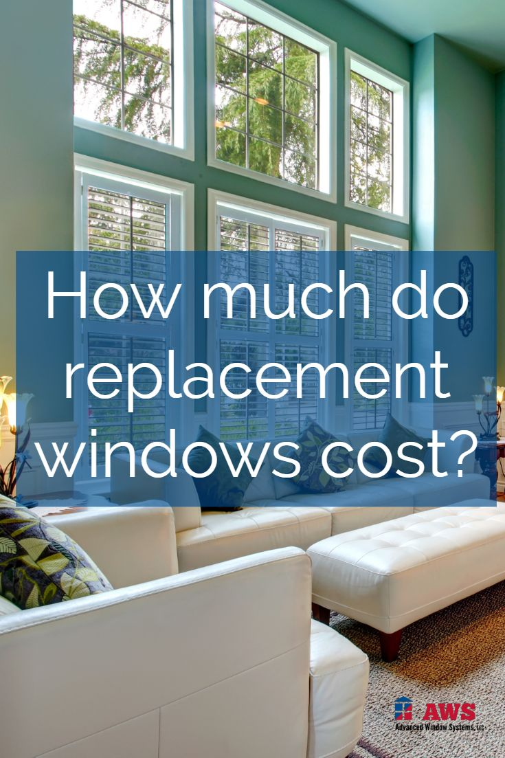 Replacement Window Cost How To Budget For Your New Windows Window Replacement Cost Window Cost Mobile Home Windows