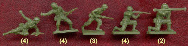 Plastic Soldier Review - Airfix U.S. Marines