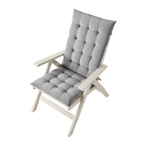 ÄPPLARÖ Hochlehner/außen - weiß - IKEA