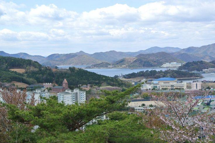 Jinhae, Gyeongsangnam-do, South Korea