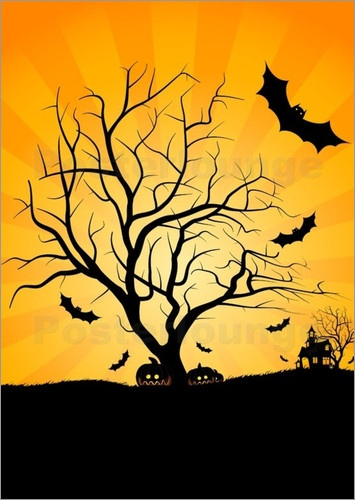 pat rand (thefra1) on Pinterest - halloween poster ideas
