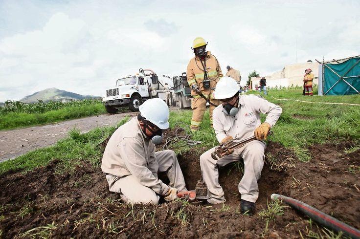 ASF indaga posible elefante blanco en ducto de Pemex - El Universal