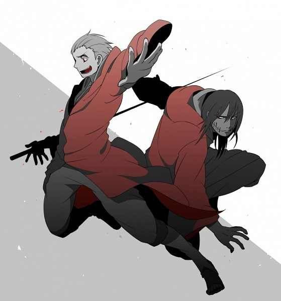 52 Best Images About Akatsuki Teams: Hidan & Kakuzu On