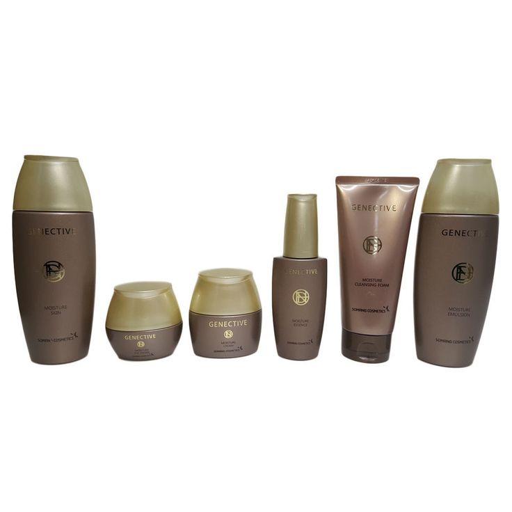 Somang Cosmetics Benecos Somang Genective Moisture Facial 6 Set #BenecosSomang