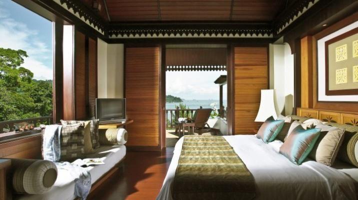 Pangkor Laut Malaysia Hill Villa