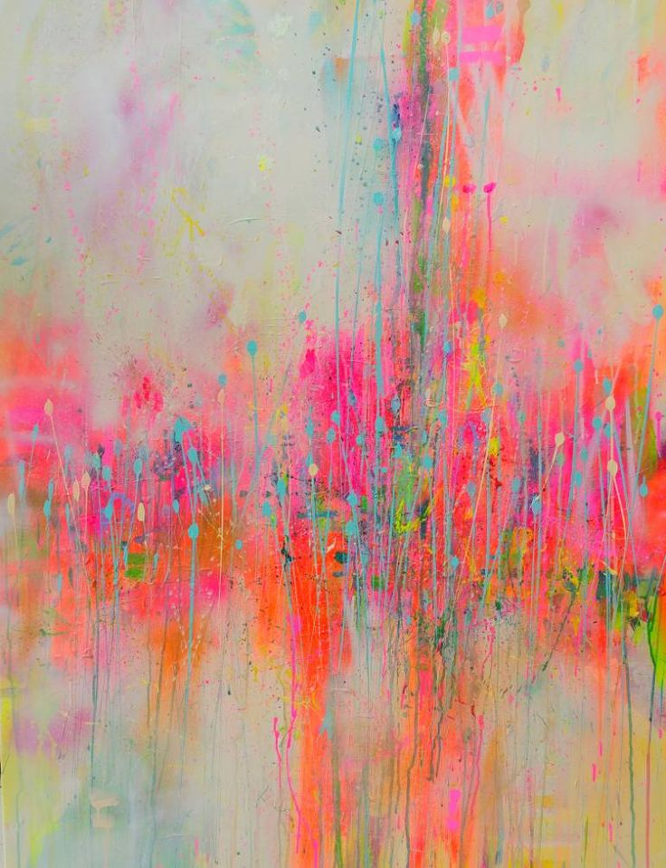 192 best pink art images on pinterest saatchi art pink for Artist canvas paint color