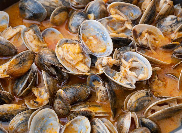 sugo di vongole #ricettedisardegna #recipe #sardinia #clam