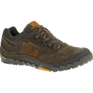 MERRELL ANNEX GTX MULTI-SPORT SHOES MENS  Rugged in function and style with water and abrasion-resistant oiled leather/textile uppers and plush; cushioned comfort; this hiking shoe commands attention and cradles your foot #menshoes