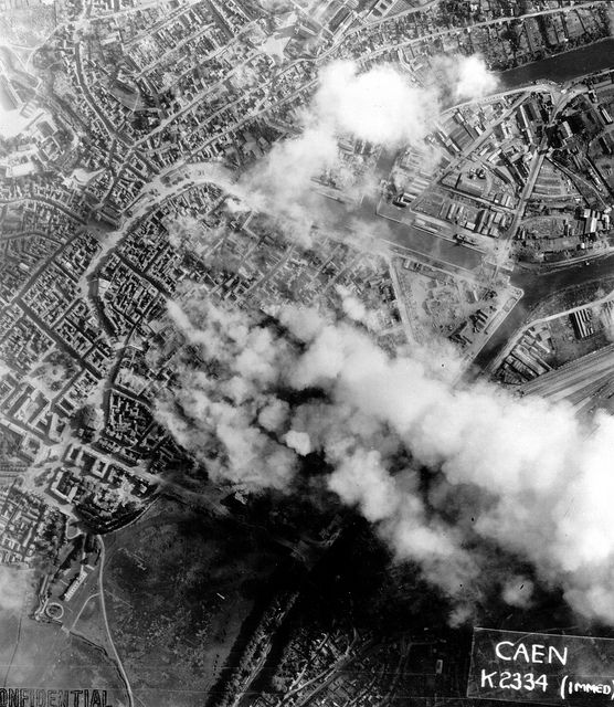6 juin-15 août 1944. La Bataille de Caen : vue au jour le jour de Joseph Poirier http://documentation.unicaen.fr/clientBookline/service/reference.asp?INSTANCE=incipio&OUTPUT=PORTAL&DOCID=default:UNIMARC:494073&DOCBASE=SARA2EVERFLORA