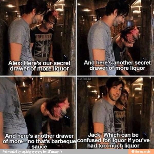 All time low boys :')
