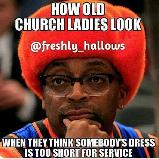 Everyone Loves Funny Church Memes On Sunday (11 Photos)