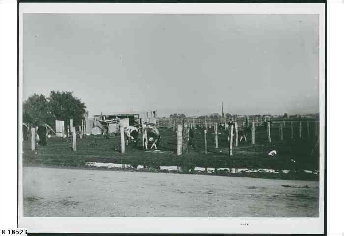 SLSA: B 18523 TITLEChurchill Road, Prospect     DESCRIPTIONProperty on Churchill Road, Prospect     DATEca.1920
