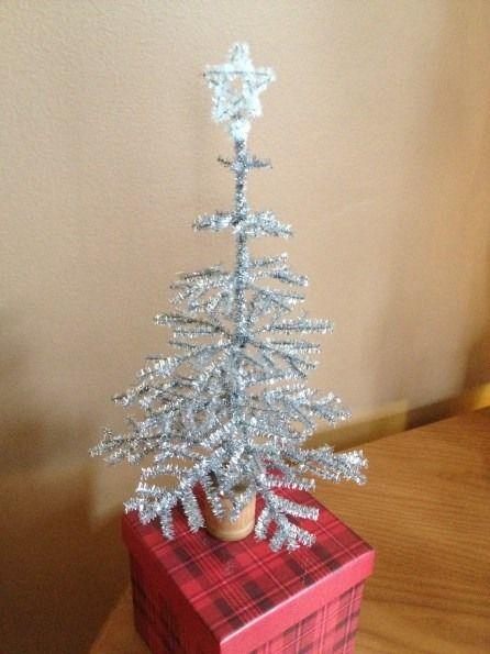Diy Pipe Cleaner Christmas Tree