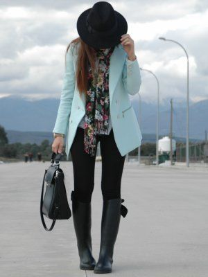 itziargonzalez Outfit   Invierno 2013. Cómo vestirse y combinar según itziargonzalez el 1-4-2014