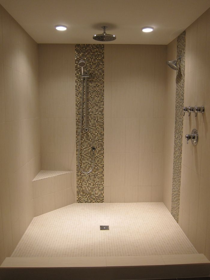 our master bathroom shower remodel after photo i love our rainhead shower faucet
