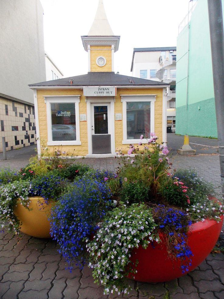 Akureyri, Iceland Loved the food here!