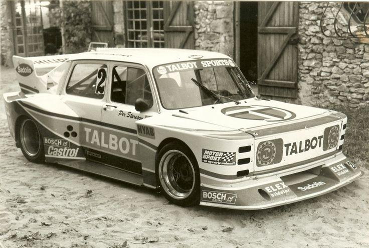 TALBOT Rallye 2 Maxi Maurelec
