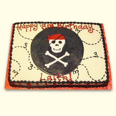 tarta fiesta pirata niños decoración cumpleaños calavera cake pirate party children kids birthday decoration skull miraquechulo