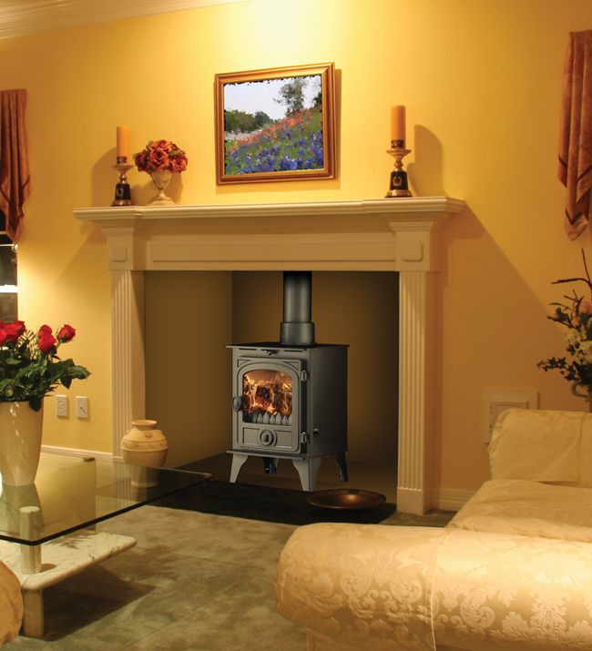 Shop online for quality HUNTER-HAWK-4-WOODBURNING-STOVE from leading UK experts Direct stoves. #woodburningstoves