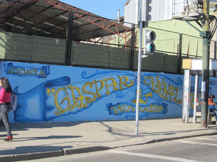 Av. Argentina, Esc. Gaspar Cabrales