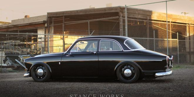 Photo of the Day: Stanced Volvo Amazon