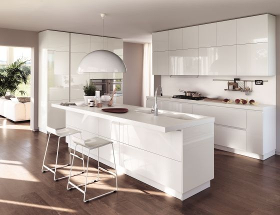 The Scavolini Kitchen Collection
