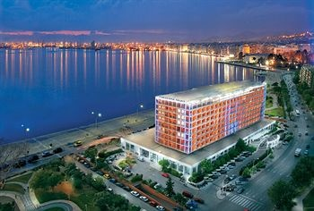 Makedonia Palace in Thessaloniki, Makedonia, Greece.