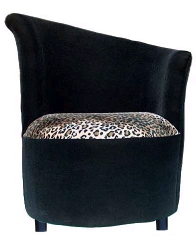 Sexy Leopard chair