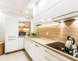 Kuchnia na wymiar w minimalistycznym stylu