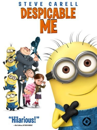 Despicable Me: Film, Funny Movie, Best Movie, Kids Movie, Families Movie, Comic Book, Despicable Me, Favorite Movie, Planets Earth