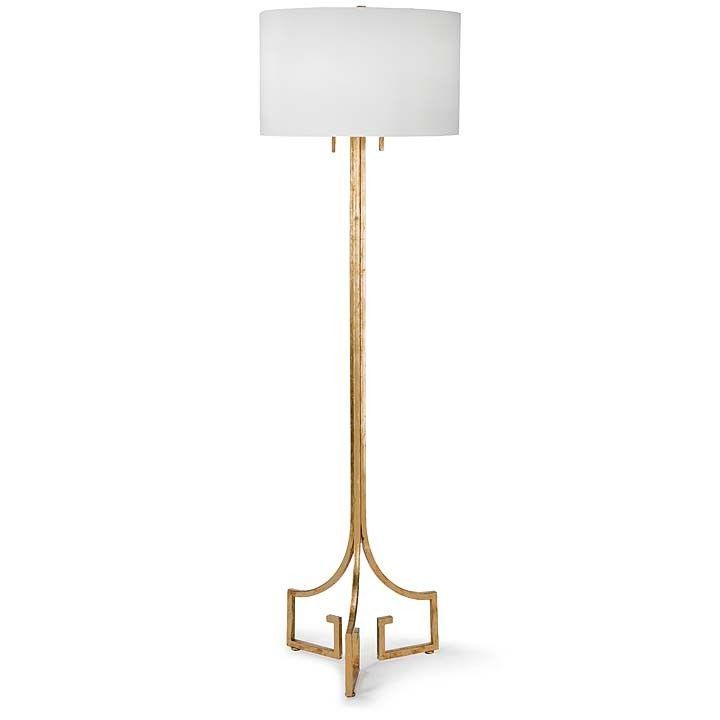 Best 25 Gold Floor Lamp Ideas On Pinterest Copper Floor