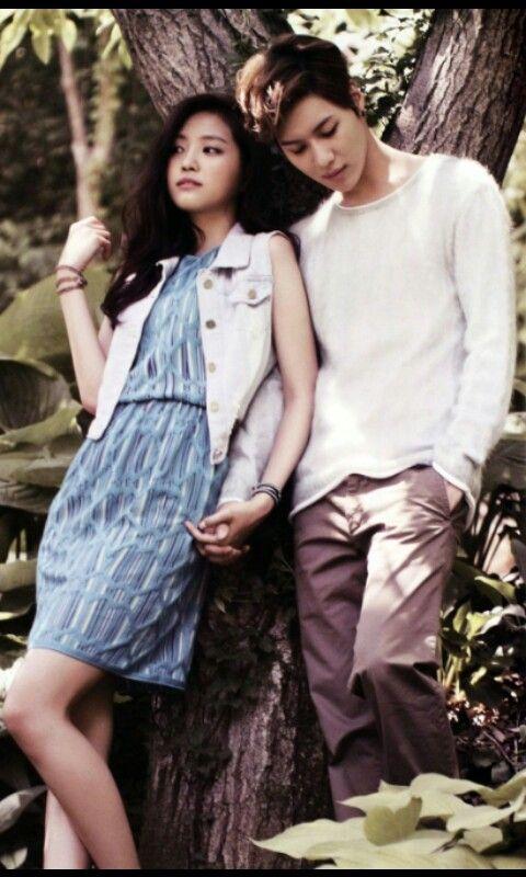 Do You Miss The Sweet Couple Taemin and Naeun