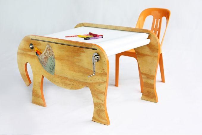 ellie drawing table by ilovebokkie