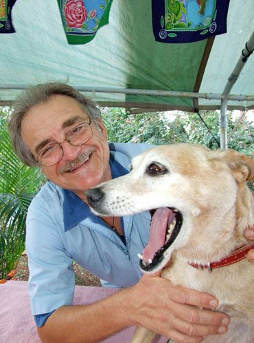 Start Here   Dr. Ihor Basko - Worldwide Holistic Veterinary Care, Acupuncture, Diet Therapy