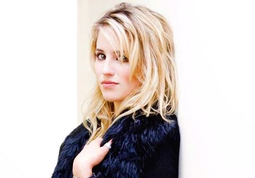 """""""Dianna Agron photographed by Jeremy Thomas for The Crash """""""
