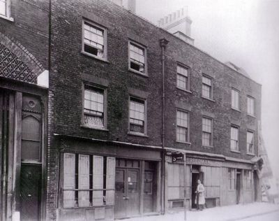 Cable Street, Shadwell