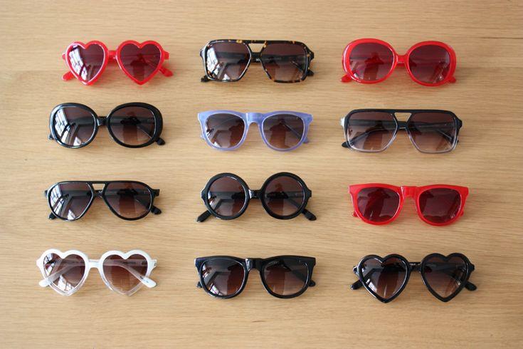 Bonton <3 Sons + Daughters sunglasses