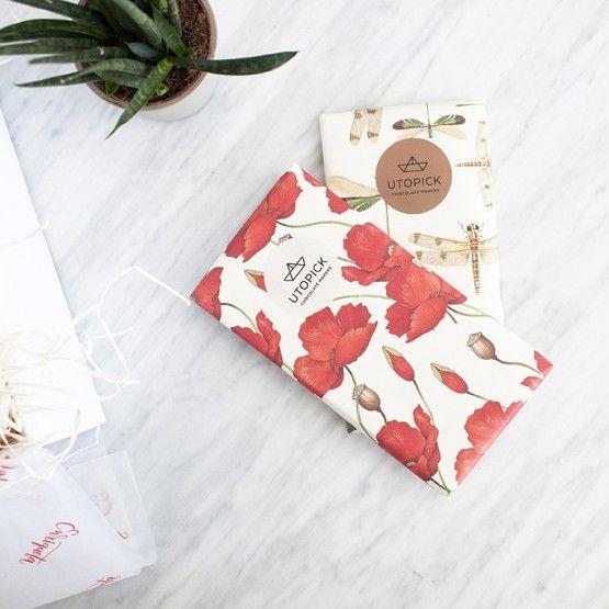 Advertencia: estos chocolates están riquísimos pero queda prohibido romper el papel!
