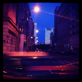 Night in W.