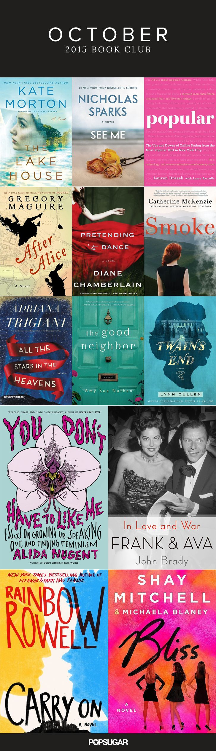 Celebrate the Best Month of the Year With These 13 Book Releases