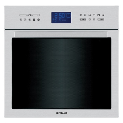 OVEN 60IN 1120 INOX STEEL TOUCH by Pyramis