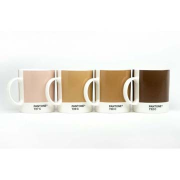 So cool... the perfect tea pantone