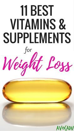 If youâve been eating low-cal and low-fat, and working out regularly, but still havenât seen the scale budge, your body is telling you that itâs missing something. These vitamins and supplements will help you lose weight fast when you add them to a good diet program! http://avocadu.com/supplements-vitamins-weight-loss/