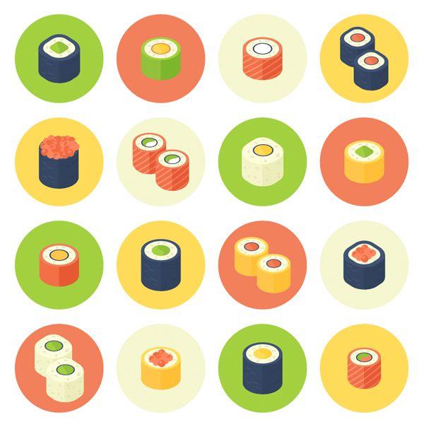 Si vous aimez utiliser les logiciels de la suite Adobe et qu'en plus de ça vous aimez les sushis et/ou le flat design, cet article est pour vous. Le designer new-yorkaisYulia Sokolova vient de mettre en ligne surtutsplus.com un tuto assez complet et suffisamment bien expliqué pour apprendre à créer des icônes de sushis en …