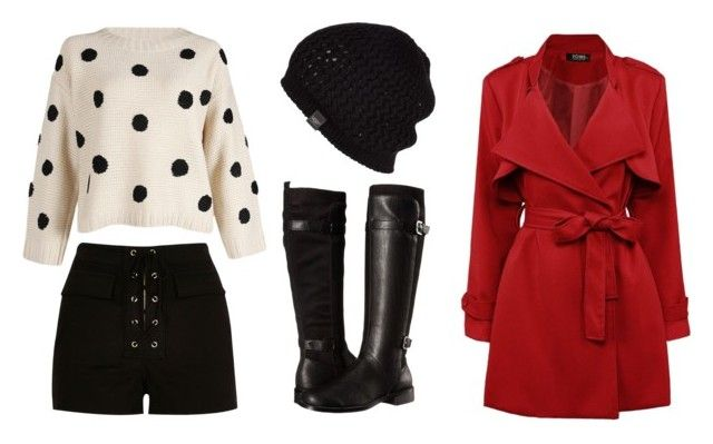 """zima"" by fashionandmore-blog on Polyvore featuring moda, River Island, Aerosoles i UGG Australia"