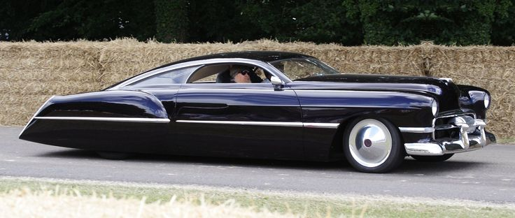 """The """"CadZZilla"""" was commissioned by ZZ Top's Billy Gibbons and designed by Larry Erickson."""